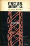Zellig S. Harris: Structural linguistics