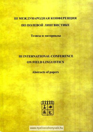 III. International Conference on Field Linguistics